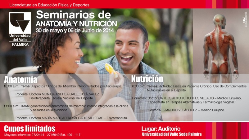 SEMINARIO DE ANATOMIA Y NUTRICIÓN | revistaoccidental